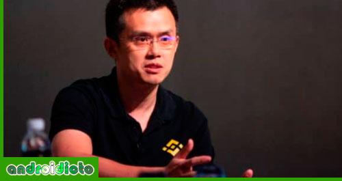 Changpeng Zhao fundado binance