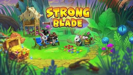 Trucos de Strongblade
