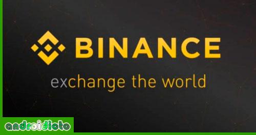 logotipo binance seguridad