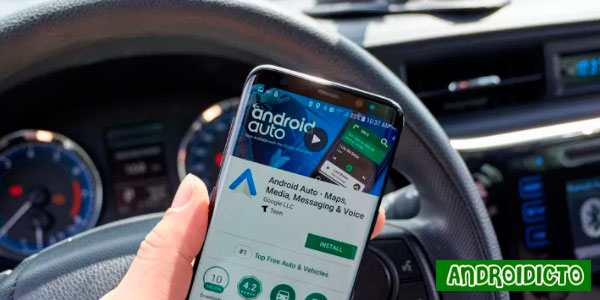 android auto sin cables